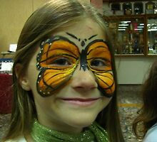 Monarch Beauty by Christina Herbert