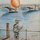 balloon boy by thuraya o
