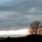 Stormy Sunset by Charldia