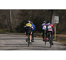 Bear Creek Ride  Photographic Print