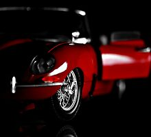 Red E Type by Andreas  Berheide