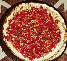 Dried Thai Chili Peppers by © Betty E Duncan ~ Blue Mountain Blessings Photography