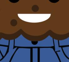 MuffinTop Apparel Sticker