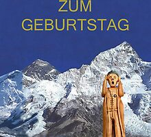 Everest The Scream World Tour German by Eric Kempson
