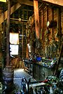 The Foundry at Sovereign Hill by Christine Smith