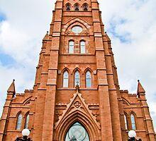 St. Johns the Baptist by Wendy Mogul