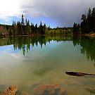 Crystal Mirror Lake by ayresphoto