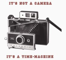 Polaroid Time-machine by Tony Peri