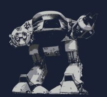 ED-209 Kids Clothes