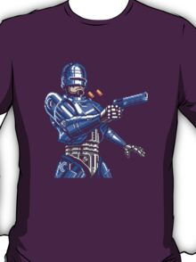 Robocop in pixels T-Shirt