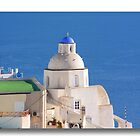 Santorini in Greece by John44