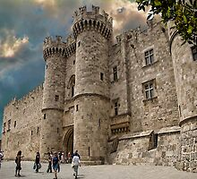 Palace Of The Grand Master of the Knights of Rhodes by ╰⊰✿ℒᵒᶹᵉ Bonita✿⊱╮ Lalonde✿⊱╮