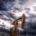 The Iron Horse - Saint Jo , Texas by jphall