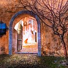 Castle archway by terezadelpilar~ art & architecture
