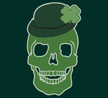 Irish Skull  by Rajee