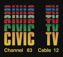 Civic TV by DeardenDesign