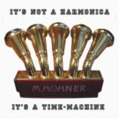 Harmonica Time-Machine by Tony Peri