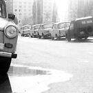 1984 - berlin east: trabies by moyo