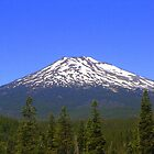 Mt Bachelor, Oregon by ka7bzg