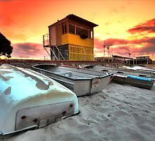Tender Moments- Koombana Bay WA by Chris Paddick