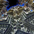 'CityGlow' by Scott Bricker