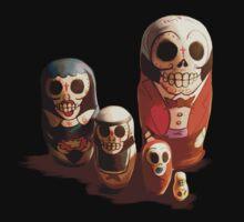 Sugar Skull Family Kids Clothes
