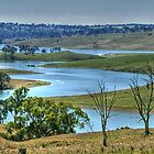 Chifley Dam by vilaro Images