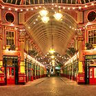 2.50am New Years Day - Leadenhall Market Series - London - HDR by Colin  Williams Photography