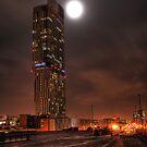 Bentham Tower - Manchester by ManfootIN
