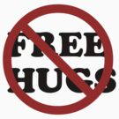 No Free Hugs by Vanessa Barklay