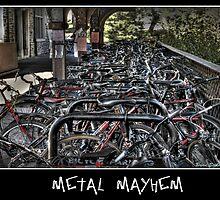Metal Mayhem by Brian  Seidenfrau