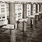 Waltzing up the Pier by Judith Cahill