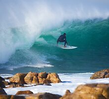 New Years Day 2011- South Point- Gracetown - West Australia by Chris Paddick