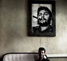 Che is alive and well .... by iamelmana