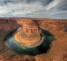 Horseshoe Bend by Bob Melgar