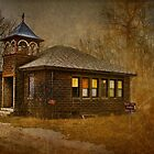 Bass Lake School 1904-1944 by pshootermike
