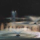 Three Fountains by Judi Taylor