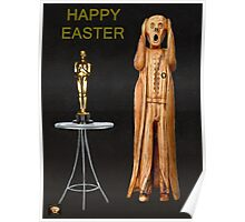 The Scream World Tour Oscars Happy Easter Poster