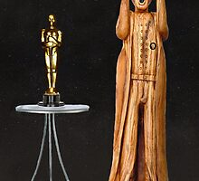 The Scream World Tour Oscars Simply The Best by Eric Kempson