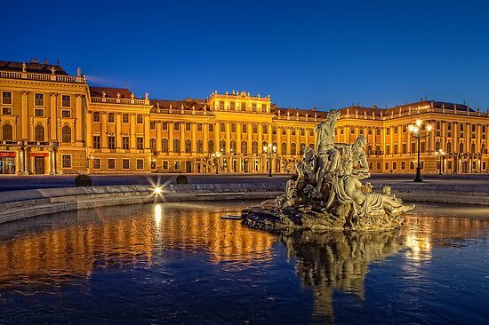 Imperial Austria by Delfino