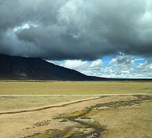 Landscape (Tibet) by Peter Freier