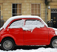 Fiat 500 by philrwesty