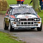 Lancia Delta Integrale by Willie Jackson