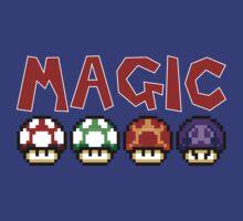 Magic Mushrooms by Reshad Hurree