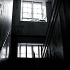 Stairwell ~ Pool Park Asylum by Josephine Pugh