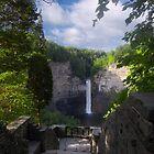 Taughannock Falls - Pseudo HDR by Murph2010