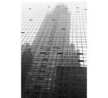 Reflections of The Chrysler Building Photographic Print