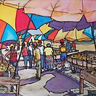 Barbados Market by Patricia Sabin