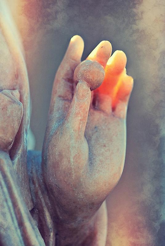Prayer of Compassion by Lars Basinski