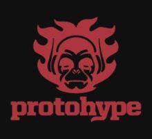 Protohype Logo - Red by David Avatara